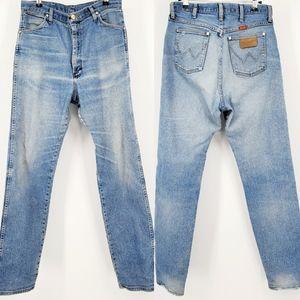Vintage Cowgirl Wrangler jeans